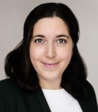 Sessia Tilouche, Assistenz der Geschäftsführung